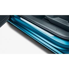VW Original Einstiegsleisten Edelstahl Touran 2er Satz 5QA071303 Leisten
