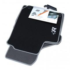 VW Golf 4 R32 Premium Textilfußmatten vorn hinten Stoffmatten Fussmatten Velours Zubehör IV