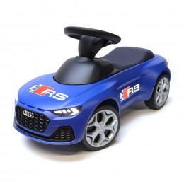Audi Junior quattro 25 Jahre RS 3201909100 limitiert Nogaroblau Rutscherauto LED Bobby Car Original 999 Stück
