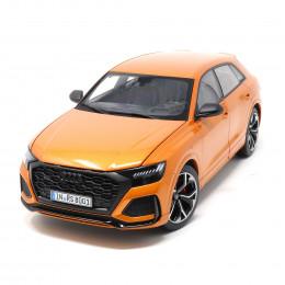 Audi RS Q8 1:18 Modellauto 5011818651 Miniatur Drachenorange RSQ8 Orange Modell Original Jaditoys