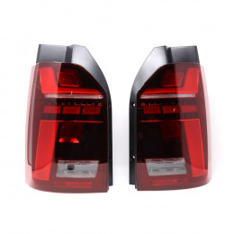 VW T6.1 LED Rückleuchten abgedunkelt Schlussleuchten SET Bremsleuchten T6 Original