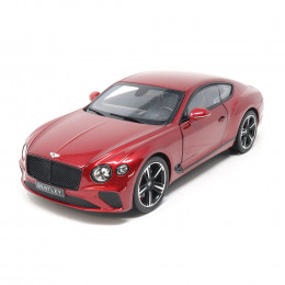 Bentley Continental GT Candy Red 1:18 Norev 182788 1/18 Modellauto Rot Miniatur
