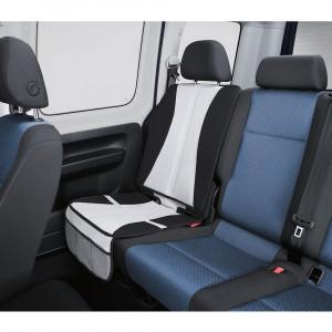 VW Sitzschoner 000019819C Unterlage mit Rückenlehnenschutz Schutz Ganzer Sitz Original Zubehör