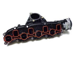 VW Audi Original Saugstutzen 2.0 TDI 03L129711AG Saugrohr Luftzufuhr Dieselmotor