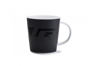 VW Original R Porzellan Kaffeebecher 15D069601 Tasse 370ml Mug Becher