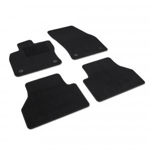Original VW Caddy 5 Textilfußmatten Plus Vorne Hinten Stoffmatten Fußmatten 2K8061404 WGK 2K8061404WGK