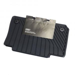 Audi e-tron Allwetterfussmatten hinten 2 tlg. Gummifussmatten Matten Fußmatten Original