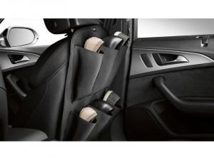 Audi Original Schuh Organizer 4L0061609A Rückenlehnenschutz Sitzschutz Lehnenschutz