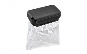 Skoda Abfallbehälter Mülleimer Türverkleidung Abfalleimer Behälter 5JA061107 9B9 Schwarz