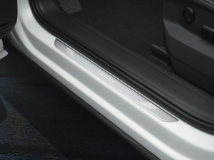VW Original Ladekantenschutzfolie transparent f/ür Tiguan MQB ab Bj 2016