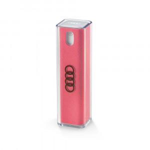 Audi 2 in 1 Displayreiniger Pink