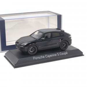 Porsche Cayenne S Coupé Blau Metallic 1:43 Norev 750060 1/43 Modellauto Miniatur Coupe 3551097500609